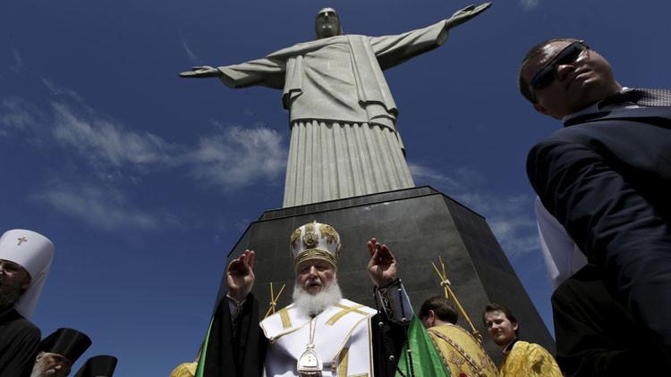 Patriarca Kiril termina su gira por América Latina