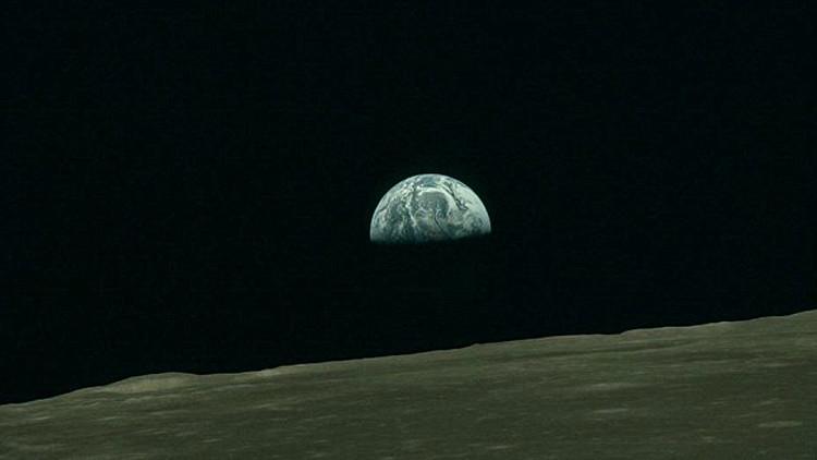"""Los astronautas del Apolo oyeron """"música rara"""" en la cara oculta de la Luna"""