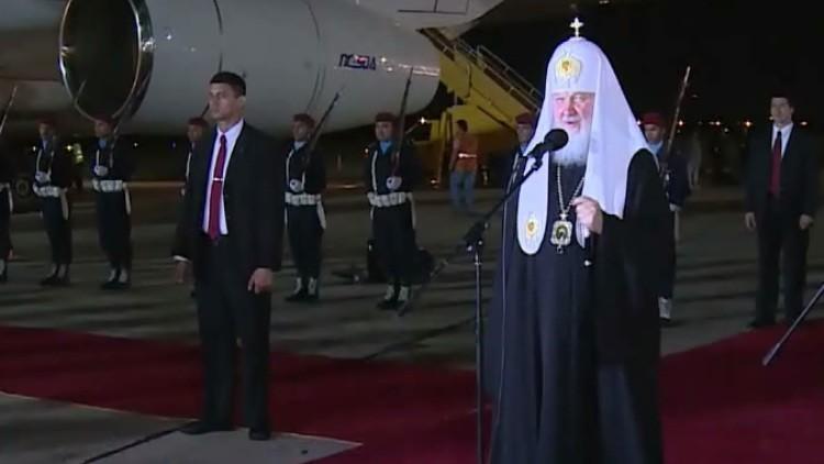 El patriarca Kiril termina en Brasil su histórica gira por América Latina