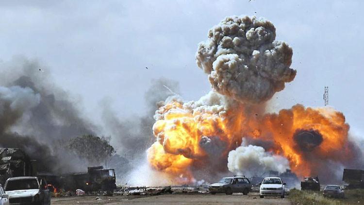 """""""¿Cómo es posible creer en la OTAN después de lo que hizo con Libia?"""""""