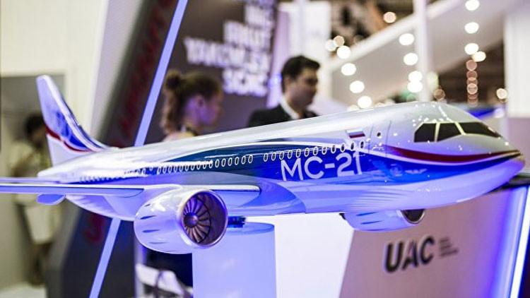 """Aviones rusos superan a Boeing: """"Tecnología de producción del MS-21, la más avanzada del mundo"""""""