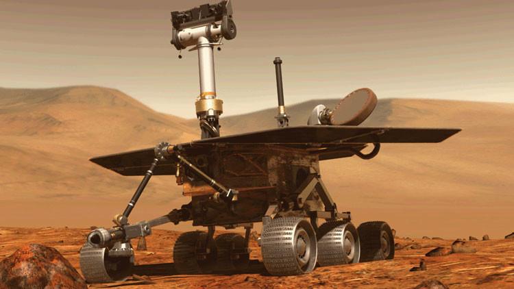 La NASA presenta el misterioso laberinto de la noche en Marte (FOTO)