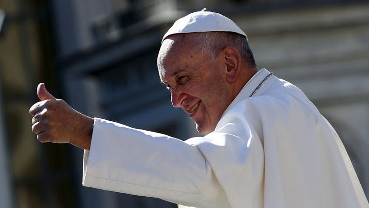 El papa Francisco hace un llamado a prohibir la pena de muerte en todo el mundo