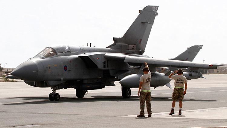 ¿Por qué los terroristas en Siria sufrieron pérdidas mínimas tras los ataques del Reino Unido?