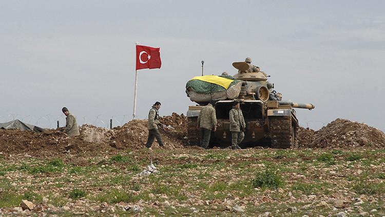 Turquía: Todos los países de la coalición deben participar de la operación terrestre en Siria