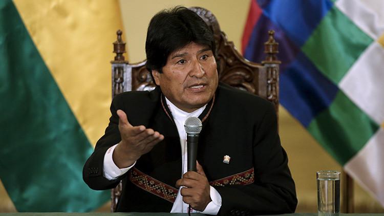 """Evo Morales: """"Aunque gane el 'No', la lucha sigue"""""""
