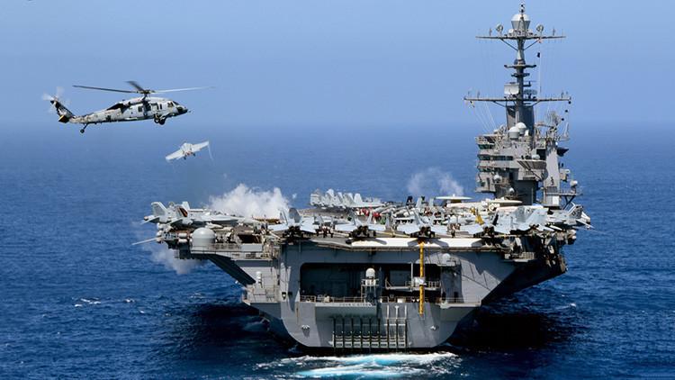 Los portaaviones de EE.UU. son ineficaces ante las amenazas que representan China, Irán y Rusia