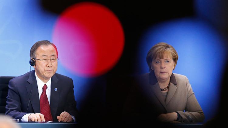 WikiLeaks revela que EE.UU. espió las reuniones de Ban Ki-moon, Merkel y otros líderes mundiales