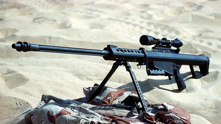 Rifles de EE.UU. y Canadá acaban en manos de hutíes en la guerra de Yemen a través de Arabia Saudita