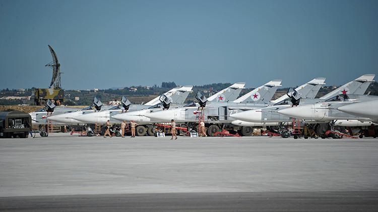 Crean centro para la reconciliación de las partes en conflicto en la base aérea rusa en Siria