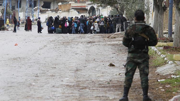 El Ejército Sirio Libre rechaza el cese del fuego sin la participación del Frente Al Nusra