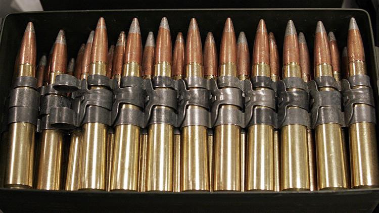 Inventan balas autodestructivas con capacidad de detenerse en plena trayectoria