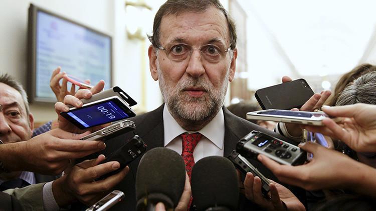 """Nueva 'perla' de Rajoy: """"Somos sentimientos y tenemos seres humanos"""""""