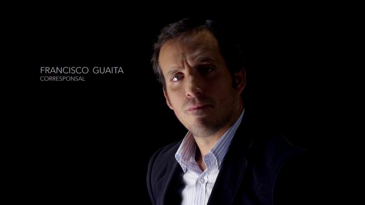 Francisco Guaita, corresponsal