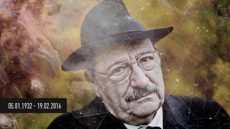 """De la """"conspiración universal"""" a la """"invasión de los imbéciles"""": Elija la mejor cita de Umberto Eco"""