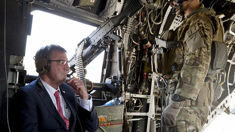 ¿Imperialismo silencioso?: EE.UU. comienza a construir dos bases militares al oeste de Irak