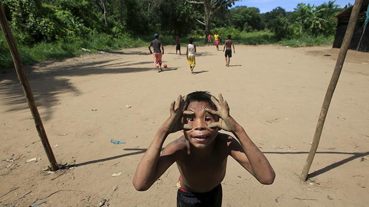 El país de América Latina donde viven los niños más felices en todos ...