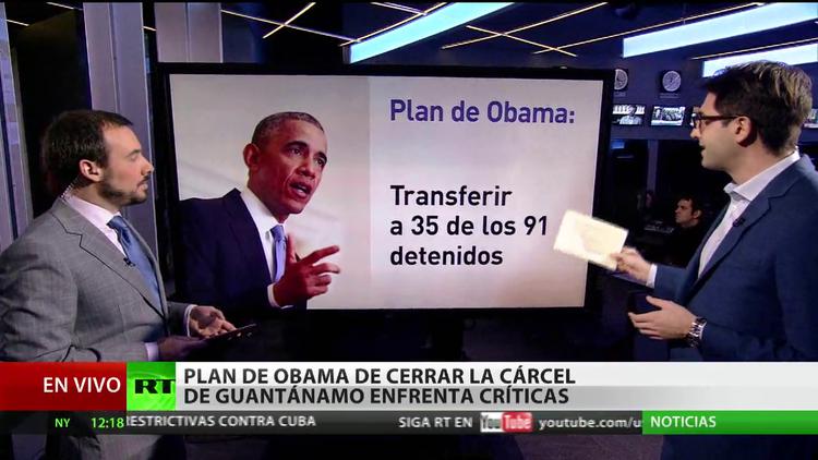 El plan de Obama de cerrar la cárcel de Guantánamo enfrenta críticas