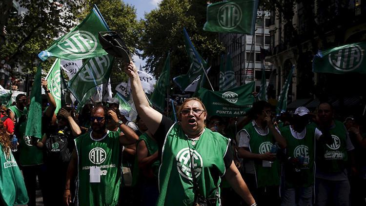 Huelga nacional en Argentina: ¿Por qué la política de Macri enfada a los ciudadanos?