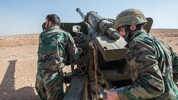 Rusia entrega a EE.UU. el mapa de las operaciones militares en Siria