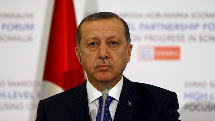 ¿Equivocación o cinismo de Erdogan?: Rusia corrige su comentario sobre el derribo del Su-24