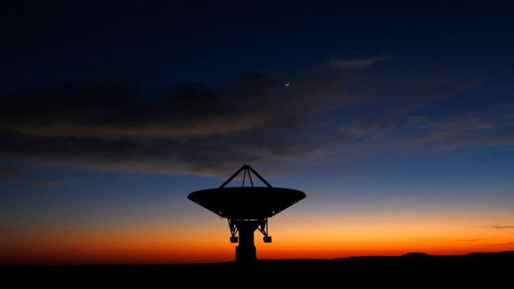 Los científicos hallan el origen de unas 'señales alienígenas' procedentes de una galaxia distante