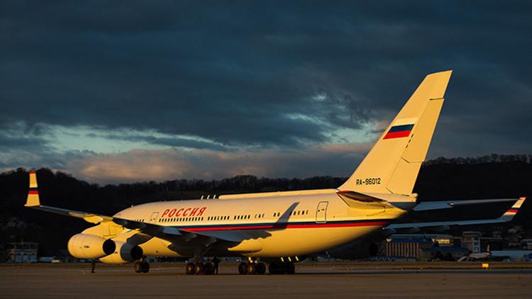 El nuevo 'avión ruso del juicio final' será desarrollado a partir de un Il-96