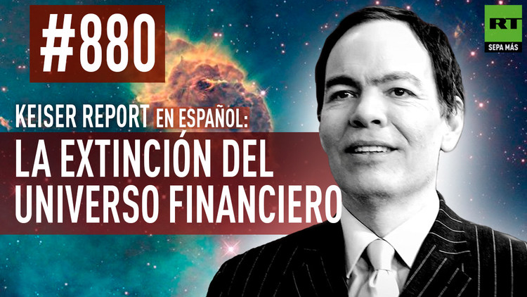 ¿La extinción del universo financiero está cerca?