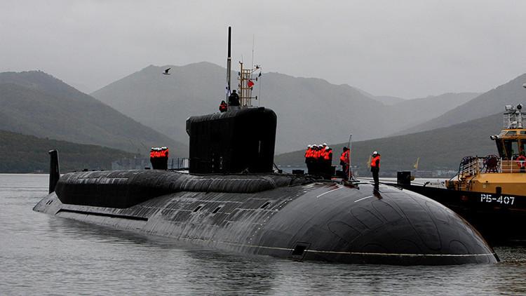 """""""Los submarinos rusos y chinos preocupan cada vez más al Pentágono"""""""