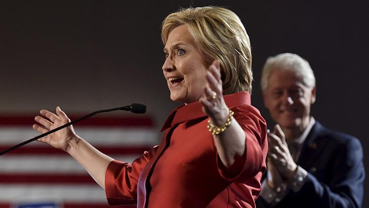 Hillary Clinton no aclara por qué definió a los jóvenes negros como 'superpredadores'
