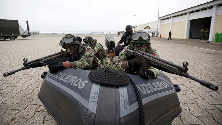 ¿El pretexto perfecto? La OTAN admite la vulnerabilidad de sus fronteras
