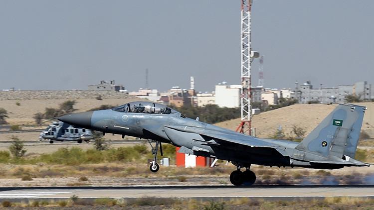 Arabia Saudita despliega tropas en Turquía para realizar ataques aéreos en Siria