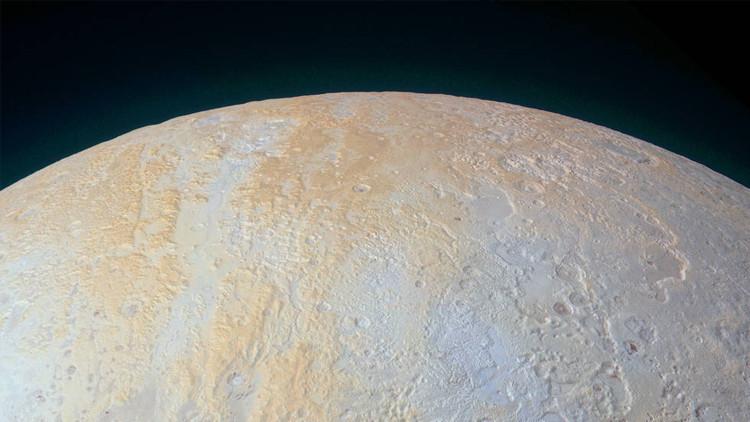 Pozos gigantes de otro mundo: Así son los cañones helados de Plutón