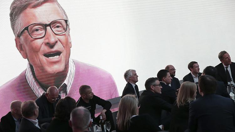 """Bill Gates: """"Si quieres enfermar, hazlo dentro de 20 años, no ahora"""""""
