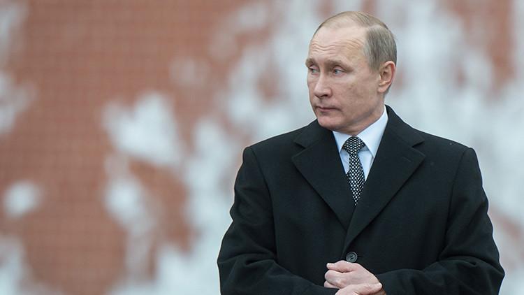 """""""Putin ha hecho del Ejército ruso una fuerza de combate moderna y letal"""""""