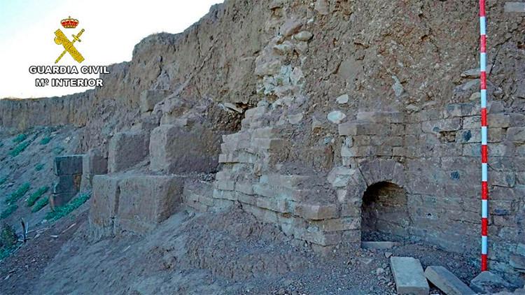 España: Investigan a un hombre por el expolio de un acueducto romano para una construcción casera