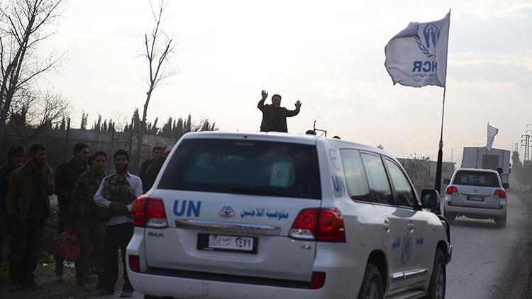 La ONU planea reanudar las negociaciones entre el Gobierno sirio y la oposición el 7 de marzo