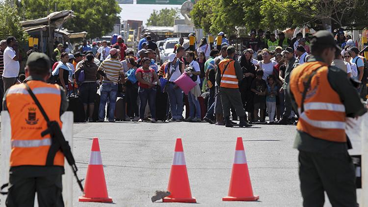 Colombia y Venezuela reabrirán su frontera este sábado