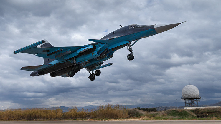 """""""Rusia forzó a Occidente a resolver el rompecabezas en Siria"""""""