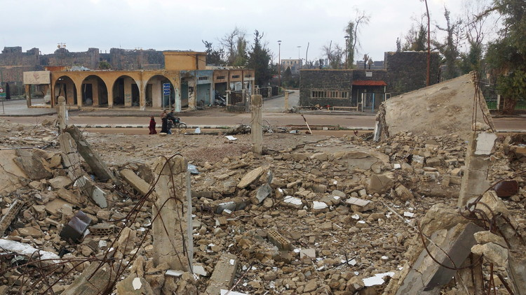 Siria: Mueren dos personas tras la explosión de un coche bomba a pesar del inicio del alto el fuego