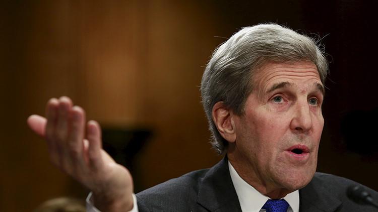 Alemania no logra interceptar el teléfono de Kerry por no tener su número correcto