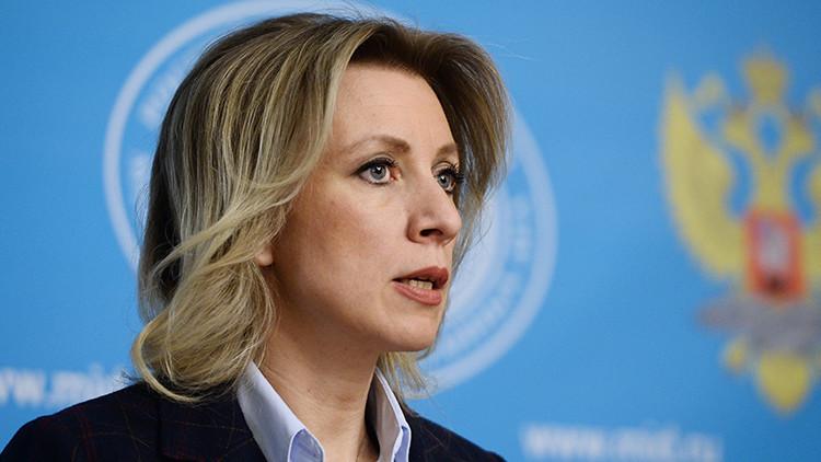 """Moscú responde a la propuesta de EE.UU. de """"actuar o callarse"""""""