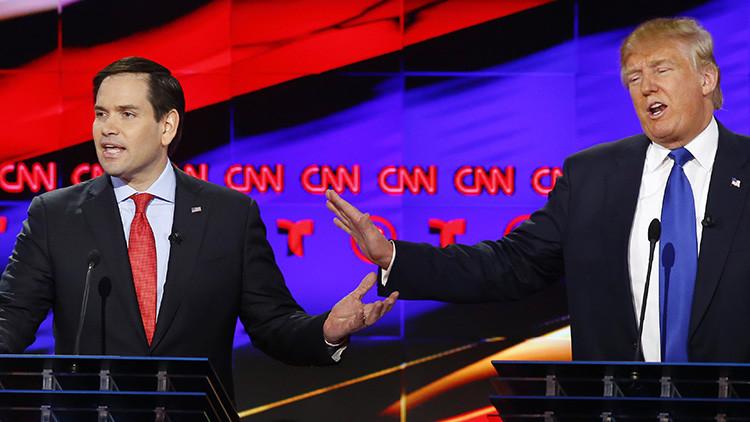 EE.UU.: Los 'peces gordos' republicanos inician un gran ataque contra Donald Trump