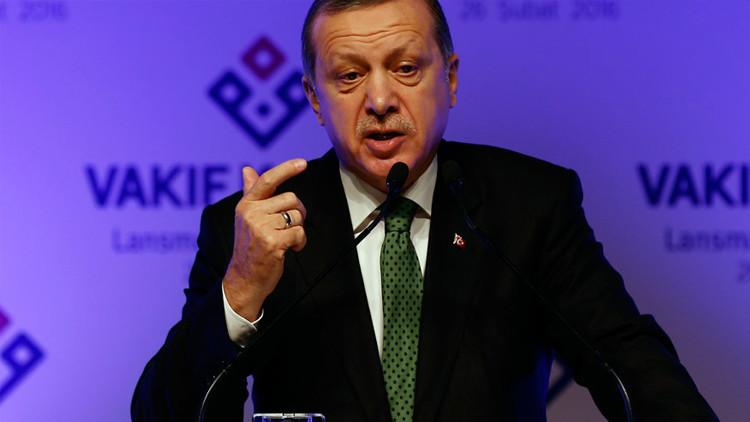 """Erdogan: """"No respeto la decisión judicial de liberar a los periodistas"""""""
