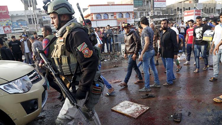 Al menos 70 muertos y decenas de heridos tras dos explosiones en Irak