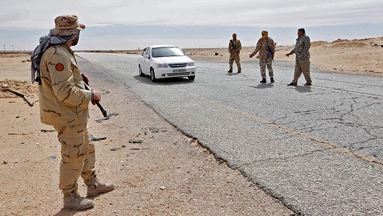 Reino Unido despliega en secreto asesores militares en Libia para combatir al Estado Islámico