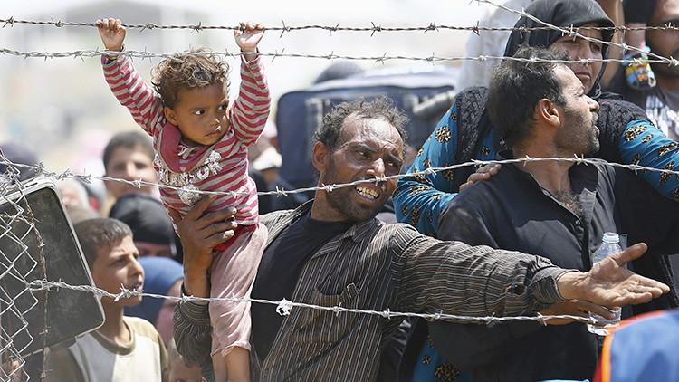 """El presidente checo: """"Erdogan exigirá constantemente dinero a la UE para contener a los refugiados"""""""