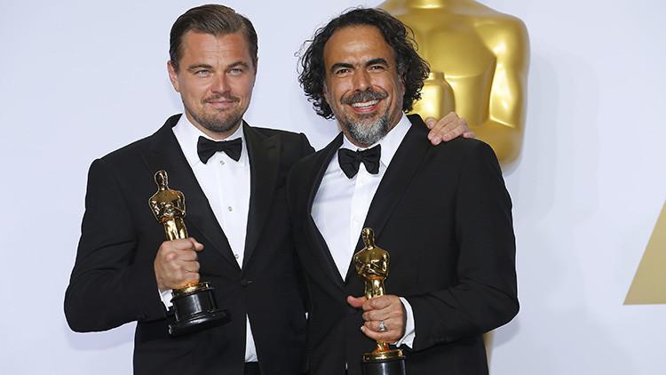 Por fin: DiCaprio logra su primer Oscar en su quinta nominación e Iñárritu repite por 'El Renacido'