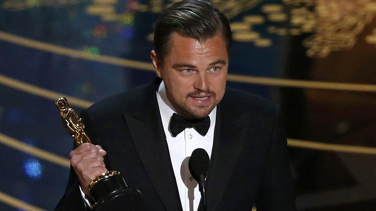 Más feliz que el mismo DiCaprio: Así reaccionan los internautas al Oscar del actor