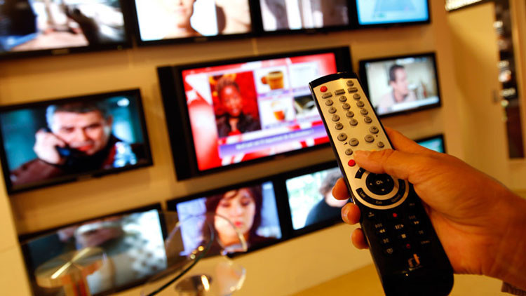 EE.UU. 'roba' la señal de cadenas rusas para retransmitir ilegalmente